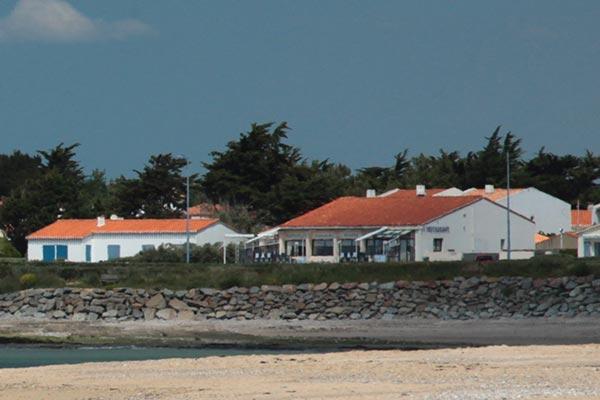Restaurant à Brétignolles sur mer
