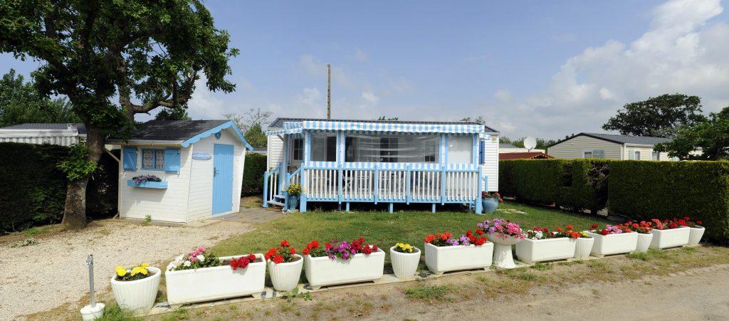 Locations mobil-homes 2 ou 3 chambres près de Saint Gilles Croix de Vie