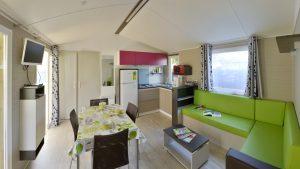 Location Mobil-Home Camping L'EDEN Destination Surf à Brétignolles sur mer