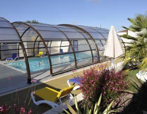 Venez vous ressourcer dans une piscine d'un camping qualité à Brétignolles sur Mer