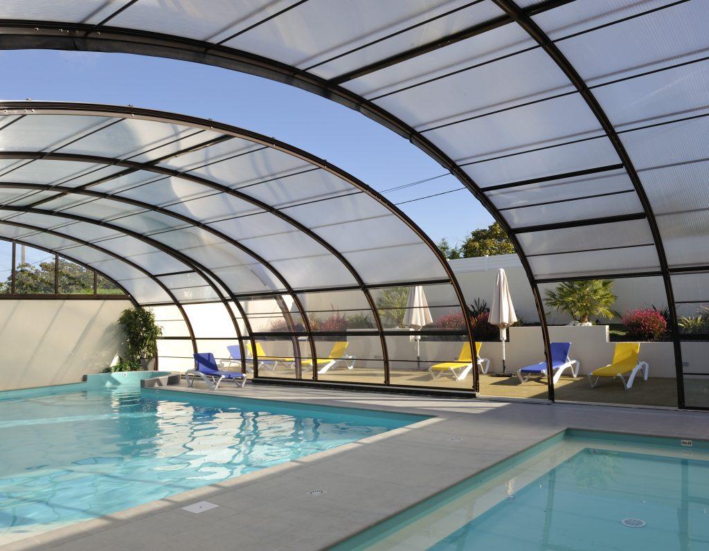 Camping piscine couverte chauffée à Brétignolles sur Mer