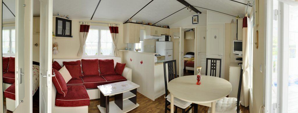 Location Mobil-home Week-end à Brétignolles sur Mer